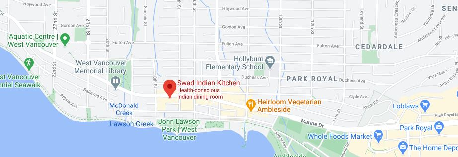 Swad Indian Kitchen