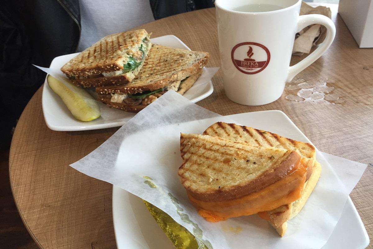 Breka Bakery & Café