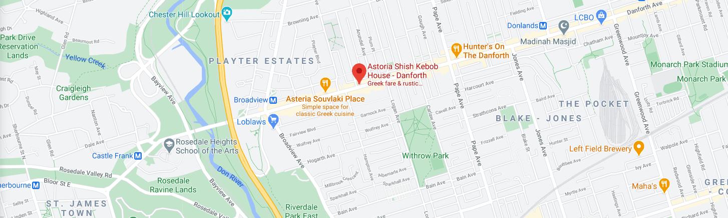 Astoria Shish Kebob House