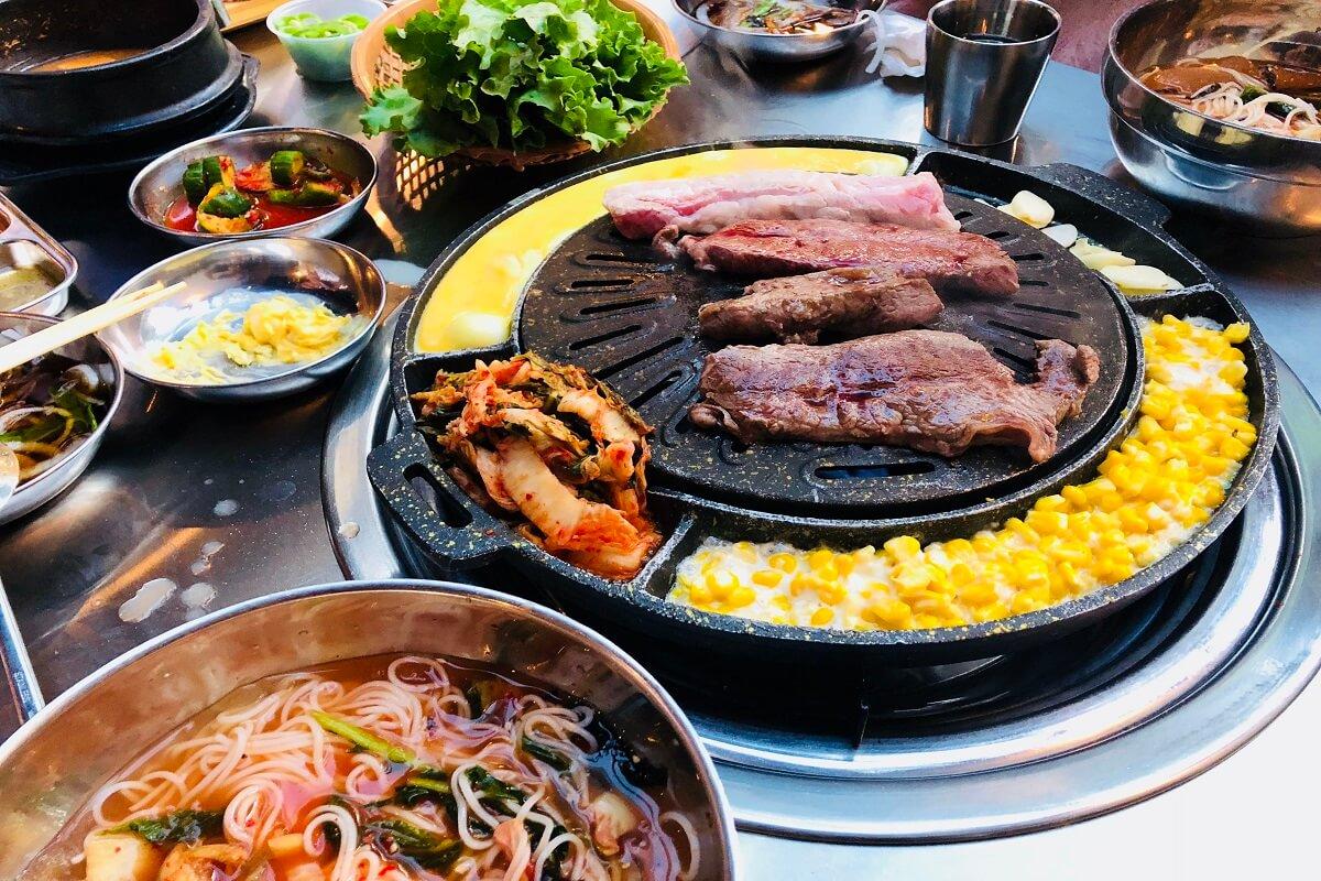 Daldongnae Korean BBQ