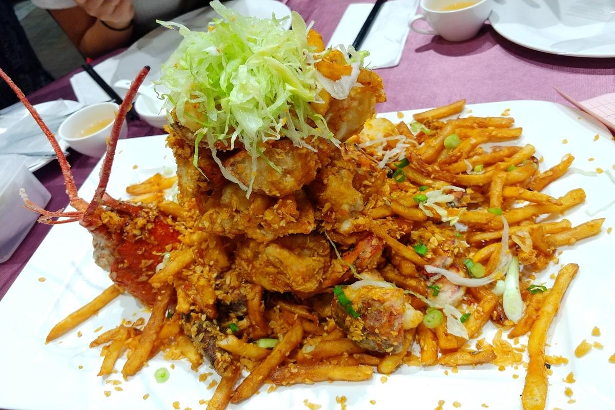 Fishman Lobster Clubhouse Restaurant 魚樂軒