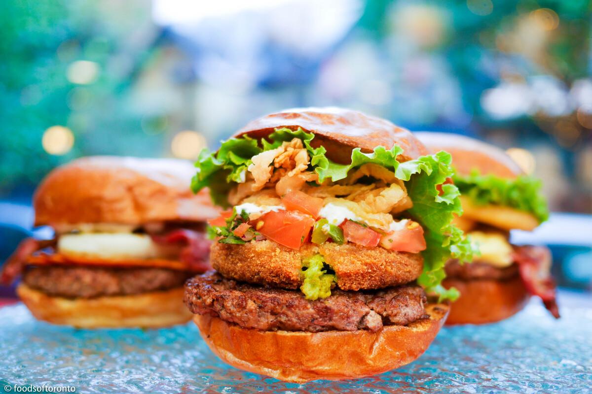 Jackson's Burger