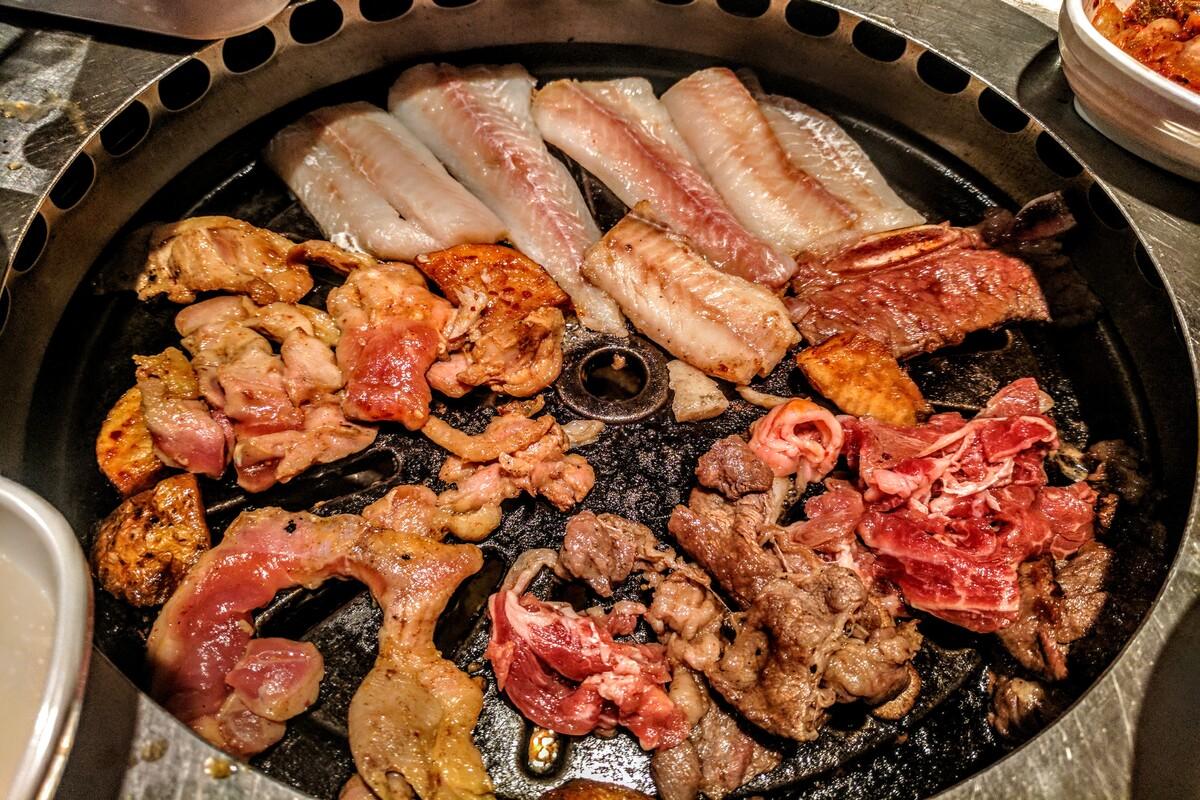 Korean Grill House