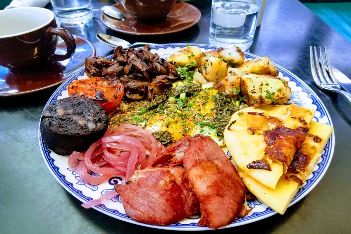 Leña Restaurante