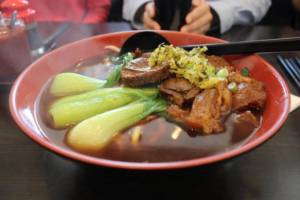 Mei Nun Beef Noodle House