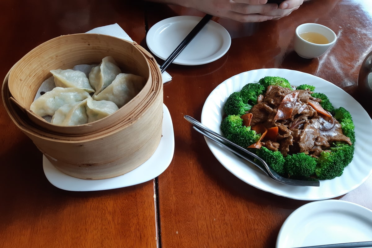 Mother's Dumplings