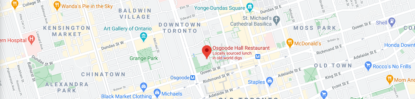 Osgoode Hall Restaurant