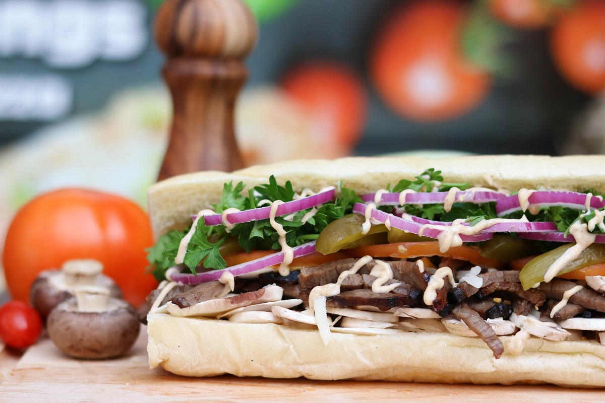 Haida Sandwich (Offering delivery service to Alexandra Park)