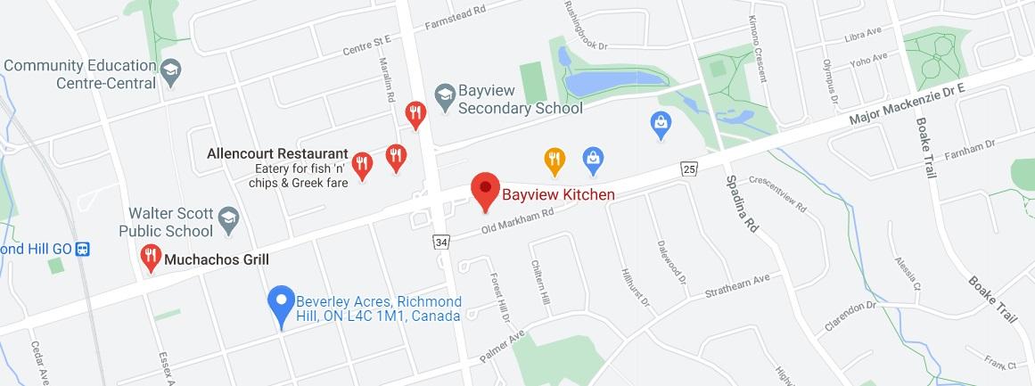 Bayview Kitchen