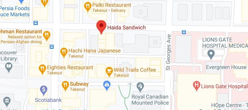 Haida Catering