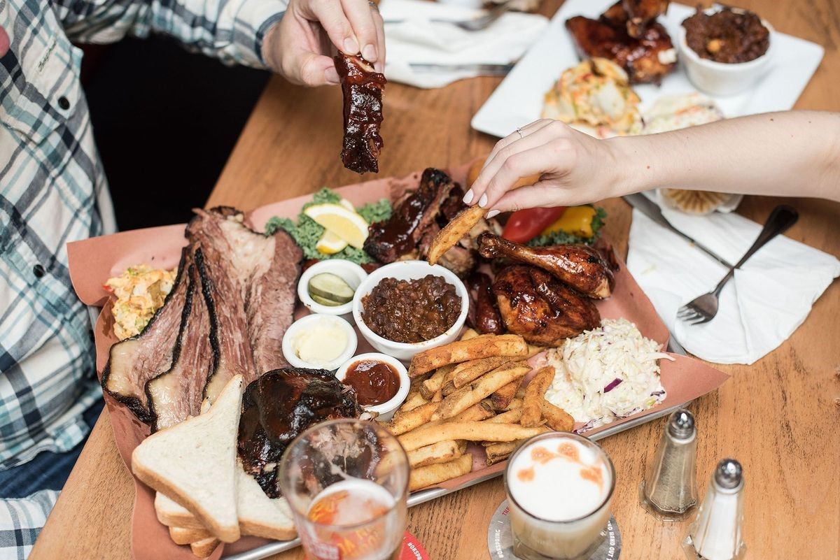 Smoke and Bones BBQ (Catering)