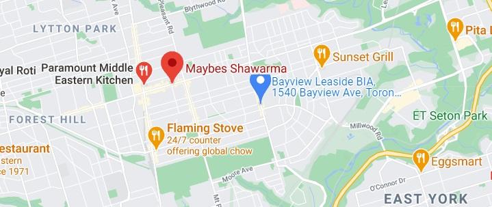 Maybes Shawarma