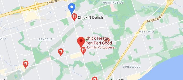 Chick Fiesta Peri Peri Good