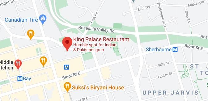 King Palace Restaurant