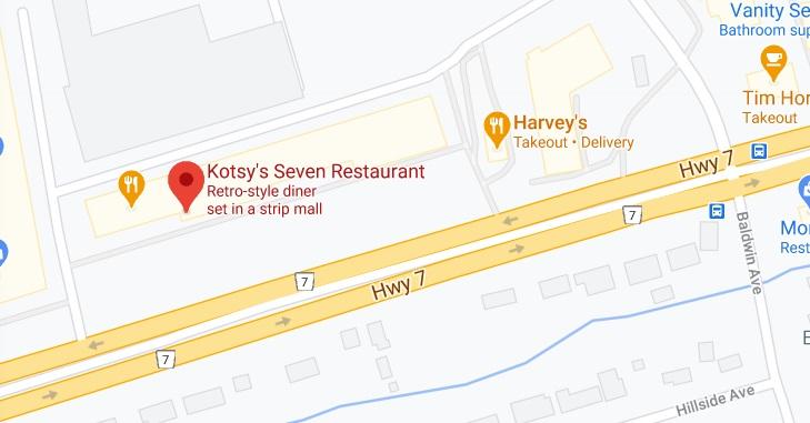 Kotsy's Seven Restaurant