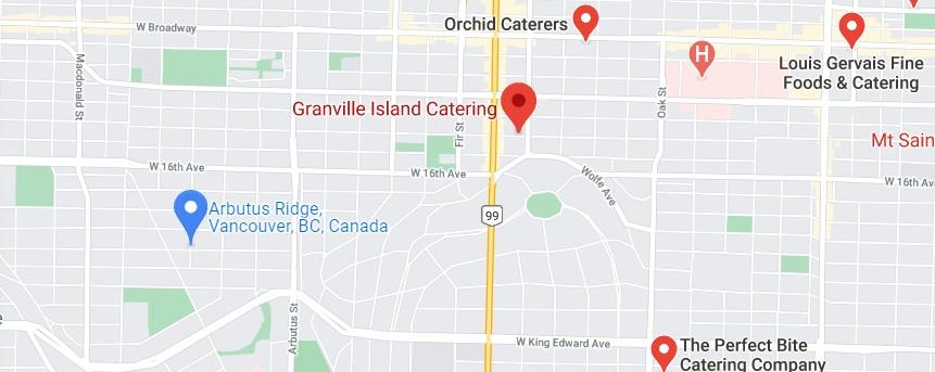 Granville Island Catering