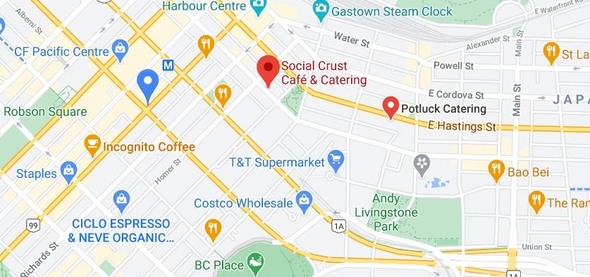 Social Crust Café & Catering