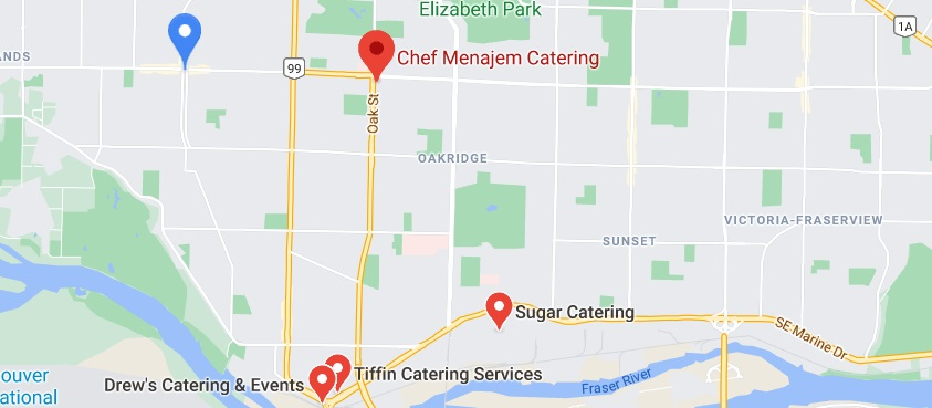 Chef Menajem Catering