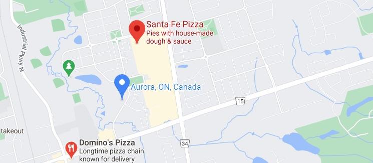 Santa Fe Gourmet Pizza