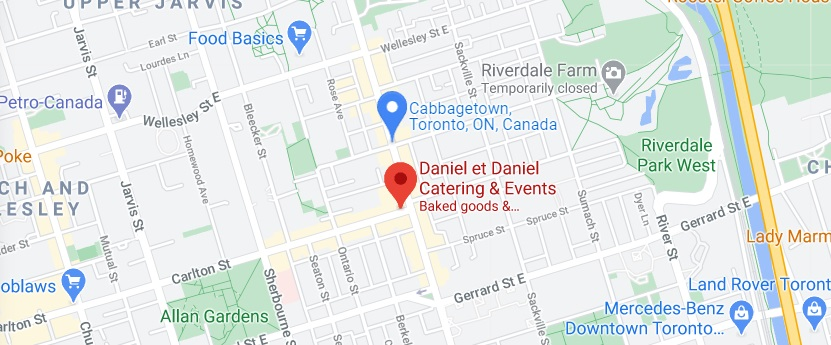 Daniel et Daniel Catering