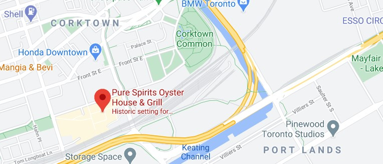 Pure Spirits Oyster House & Grill