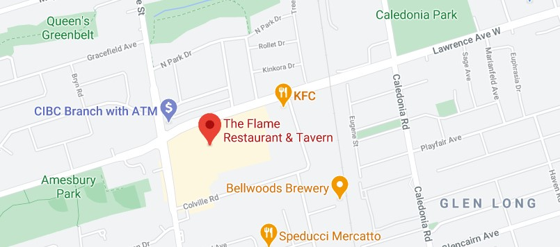 The Flame Restaurant and Tavern