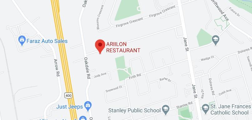 ARIILON RESTAURANT
