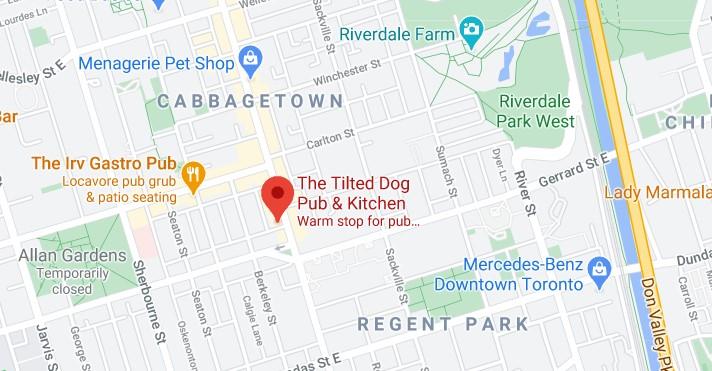 The Tilted Dog Pub & Kitchen