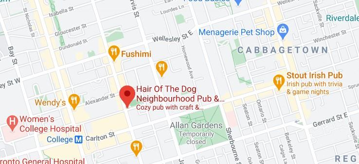 Hair Of The Dog Neighbourhood Pub & Restaurant