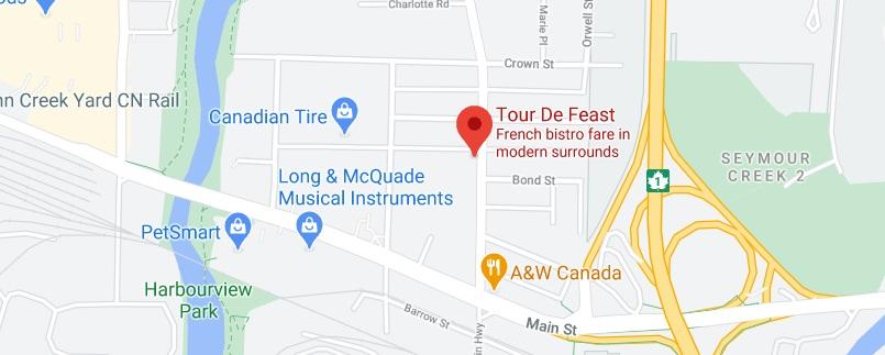 Tour De Feast