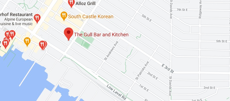 The Gull Bar and Kitchen
