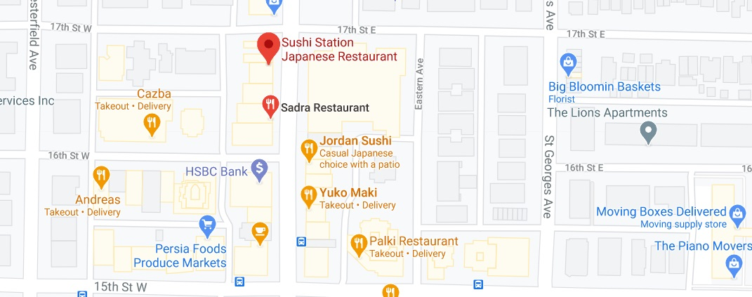 Sushi Station Japanese