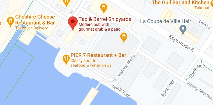 Tap & Barrel Shipyards