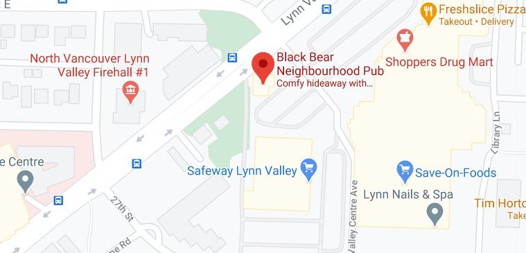 Black Bear Neighbourhood Pub