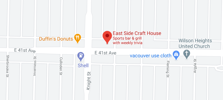 East Side Craft House