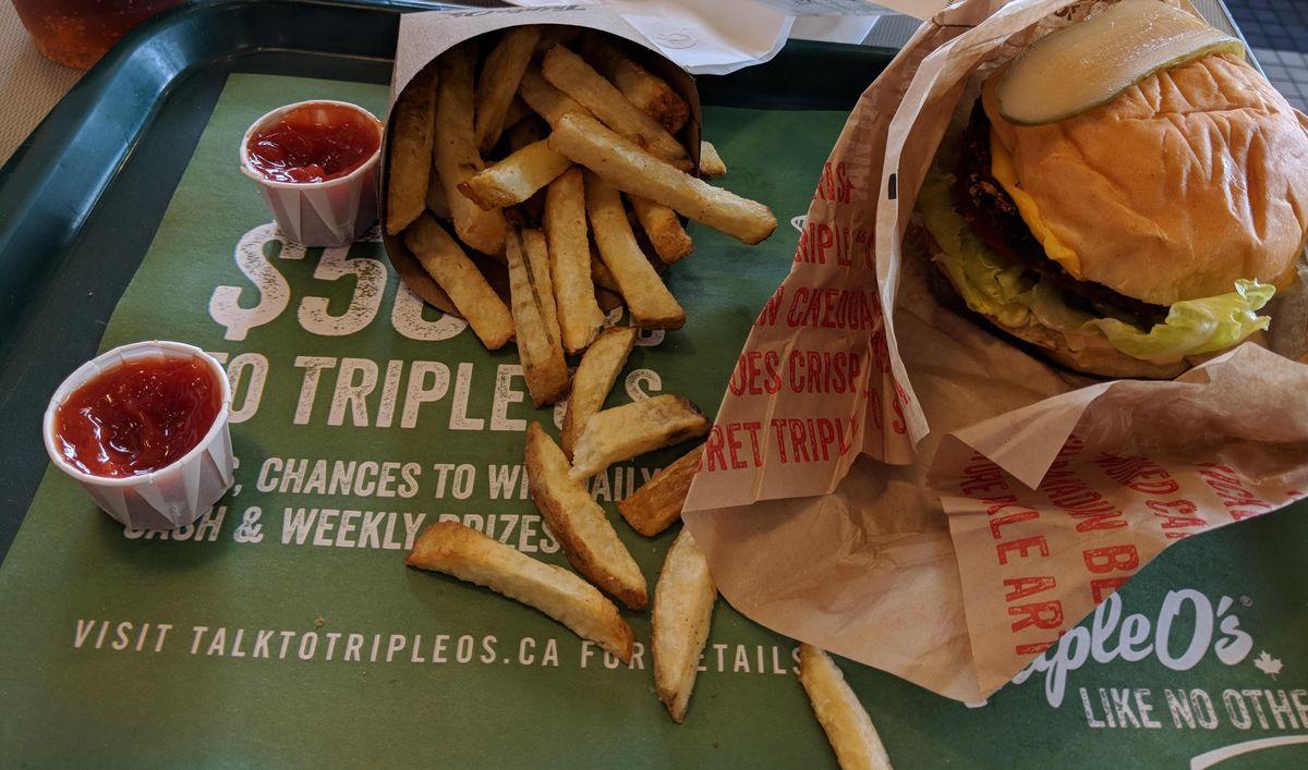 Triple O's