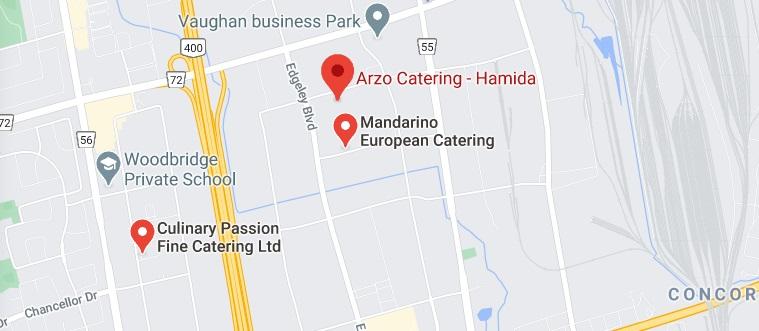 Arzo Catering - Hamida