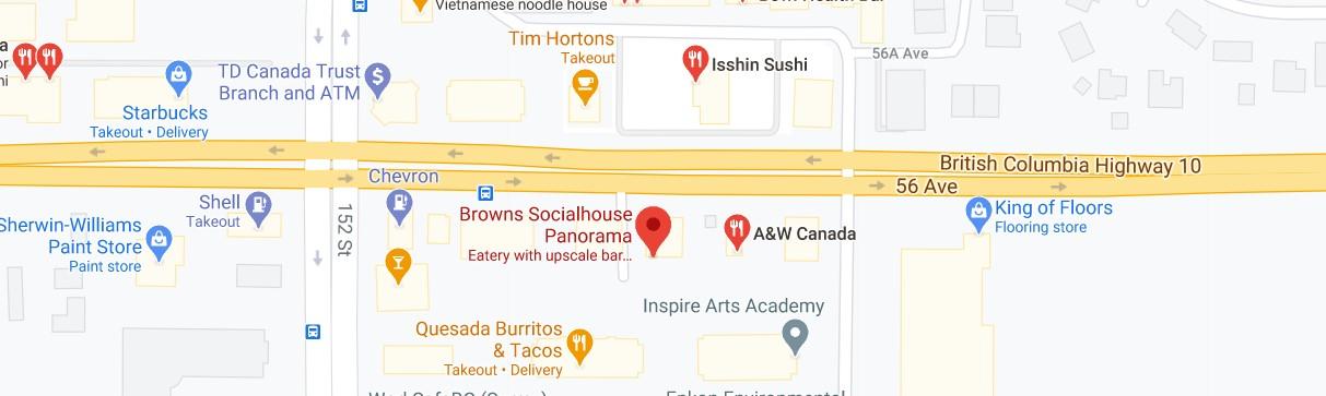 Browns Socialhouse Panorama
