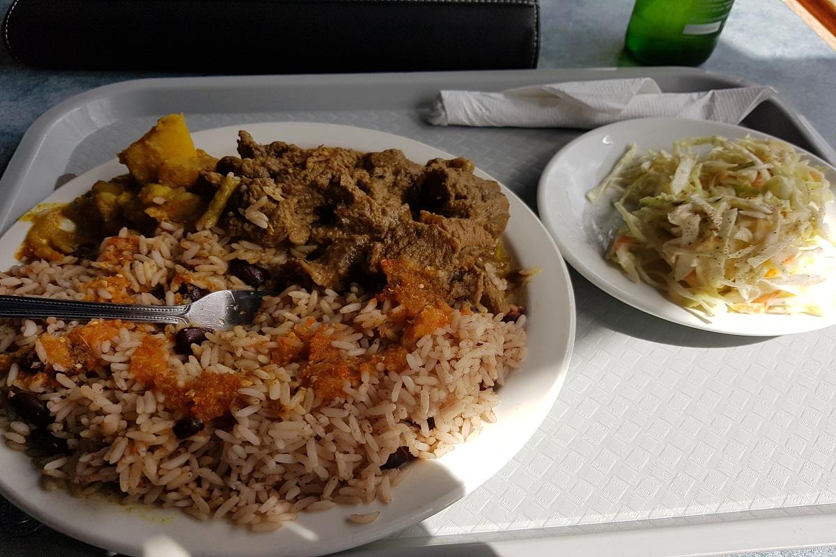 Cravins Caribbean Grill