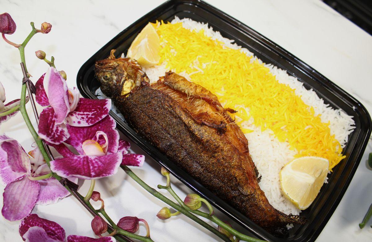 Grab & Go Persian Restaurant