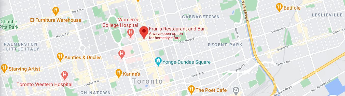 Fran's Restaurant and Bar