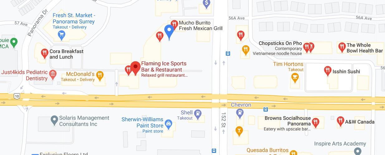 Flaming Ice Sports Bar & Restaurant