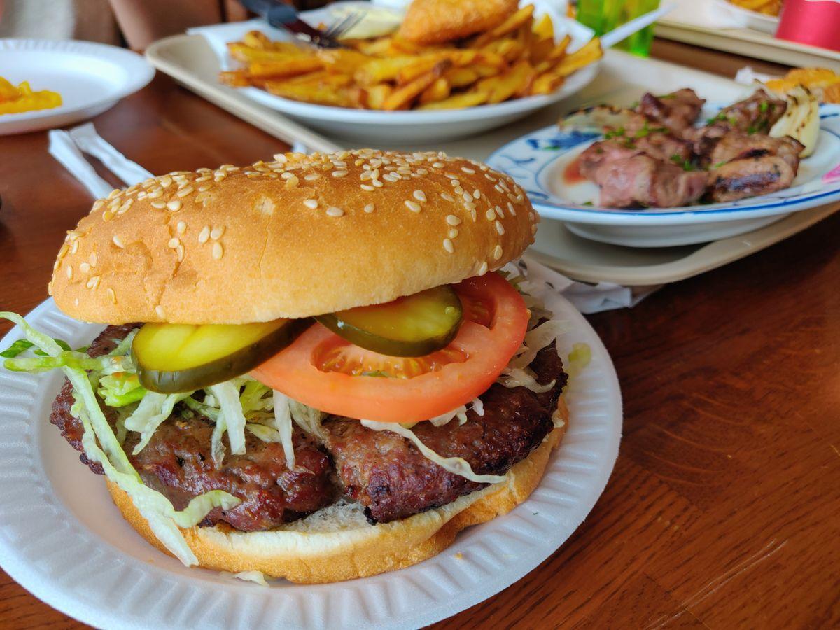 Joe's Hamburgers