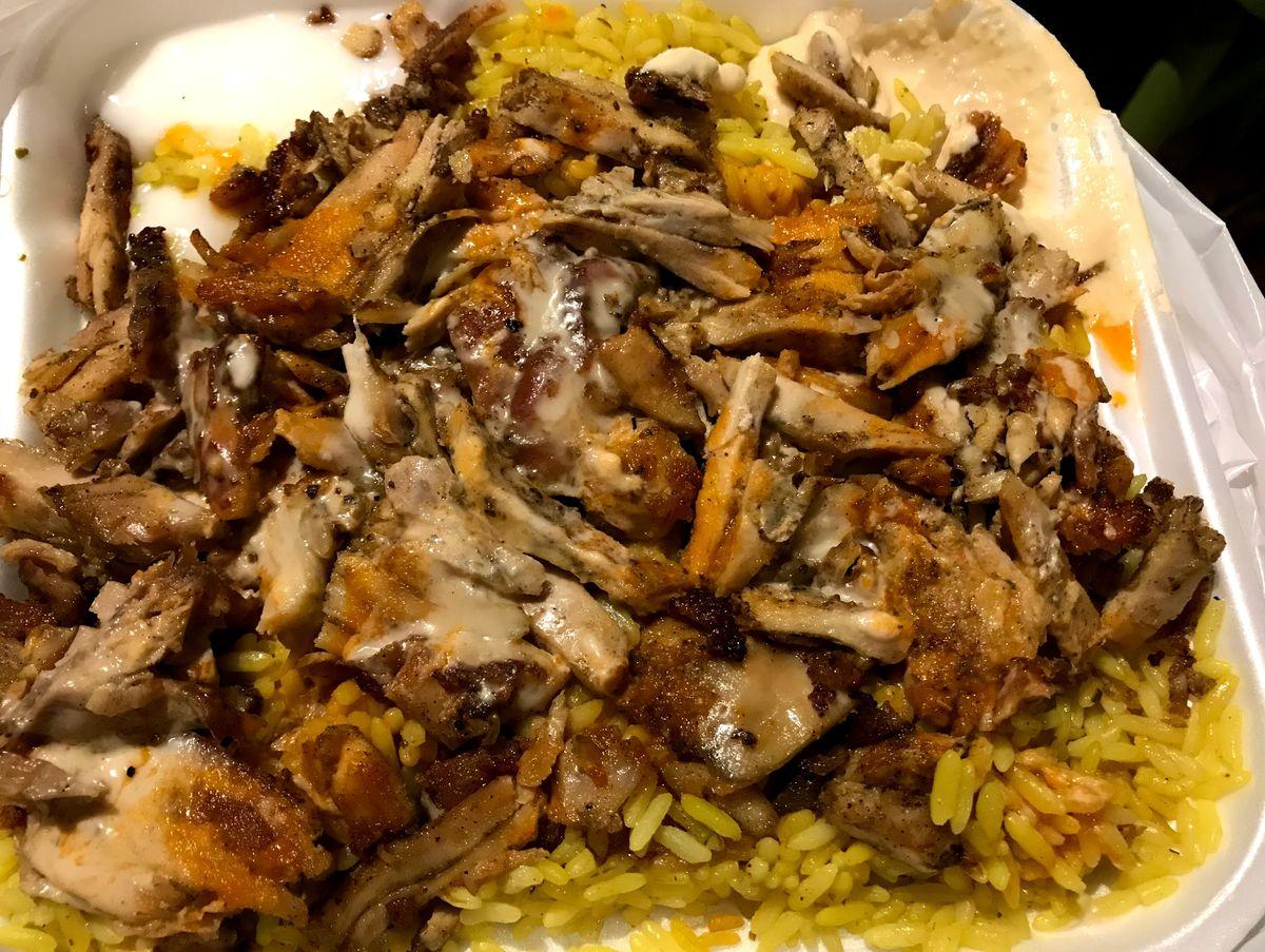 Chamsine Authentic Halal Cuisine