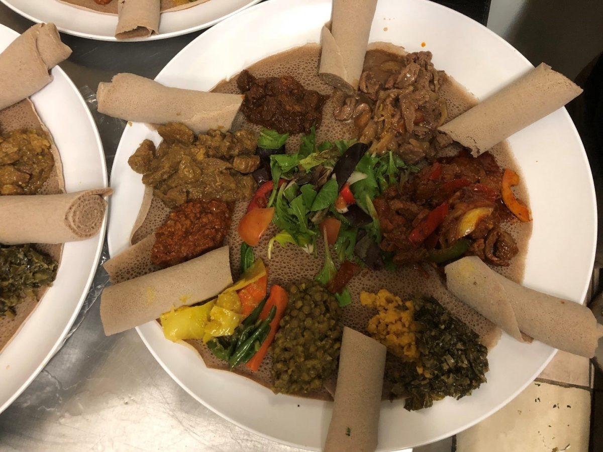 King Solomon and Queen of Sheba Ethiopian Restaurant