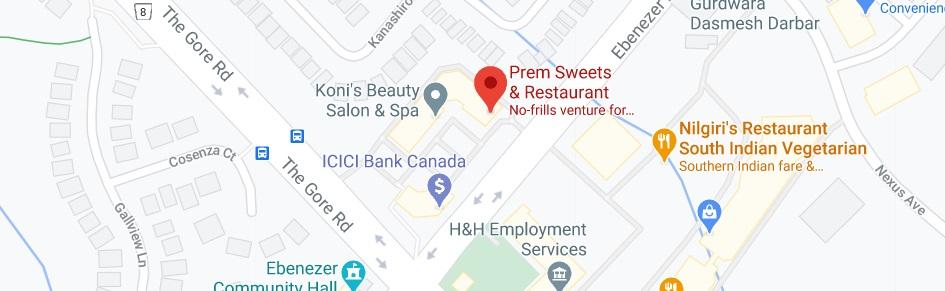 Prem Sweets & Restaurant