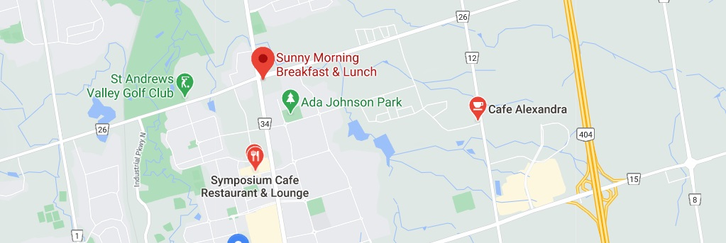 Sunny Morning Breakfast & Lunch