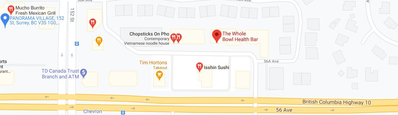 The Whole Bowl Health Bar