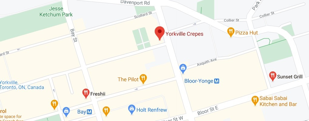 Yorkville Crepes