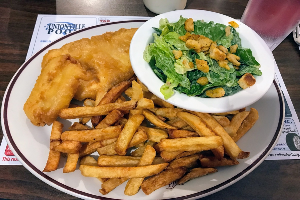 Danny's Fish and Chips